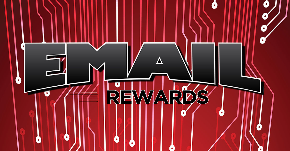 EMAIL REWARDS