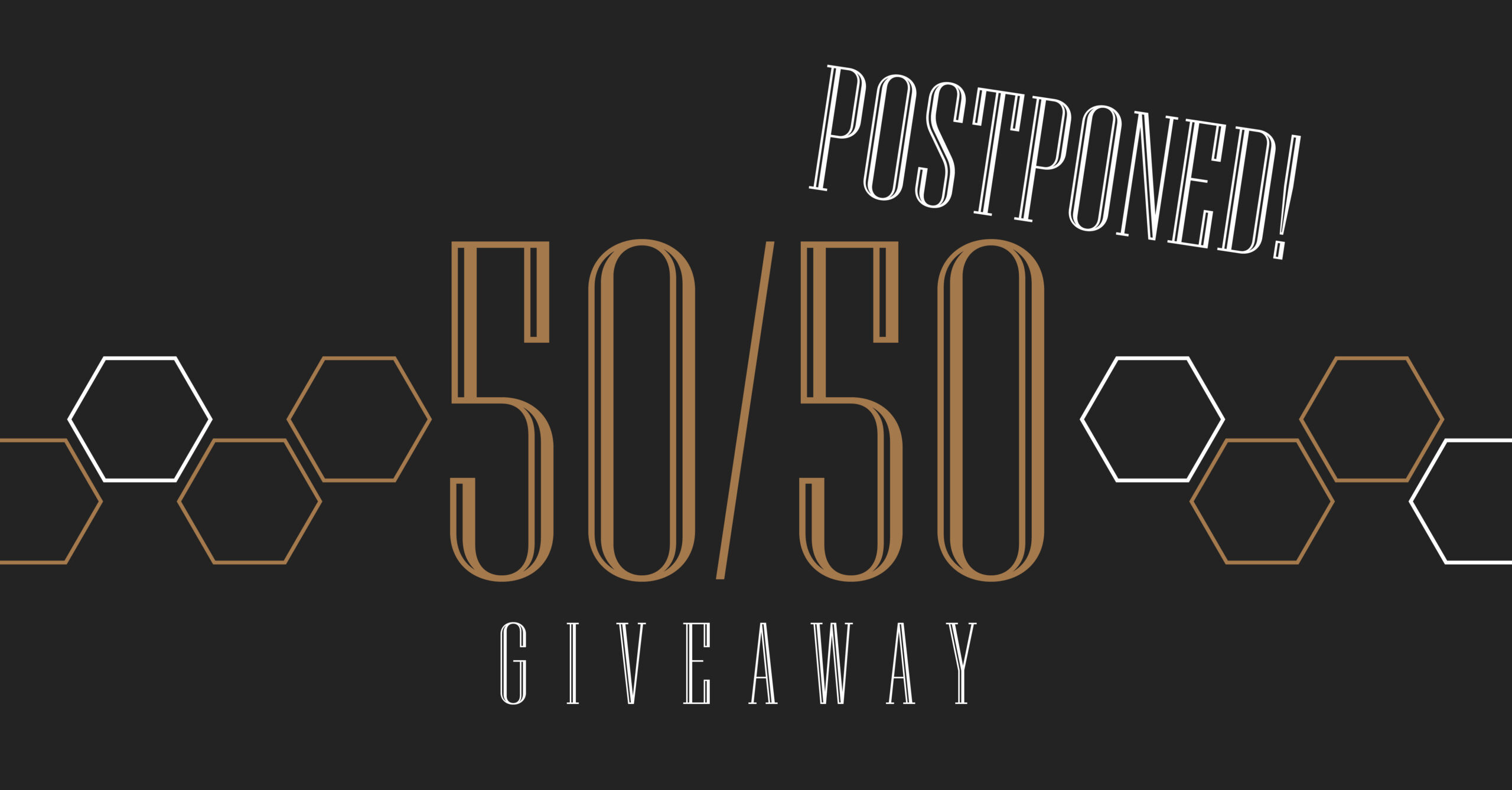 50 / 50 GIVEAWAY
