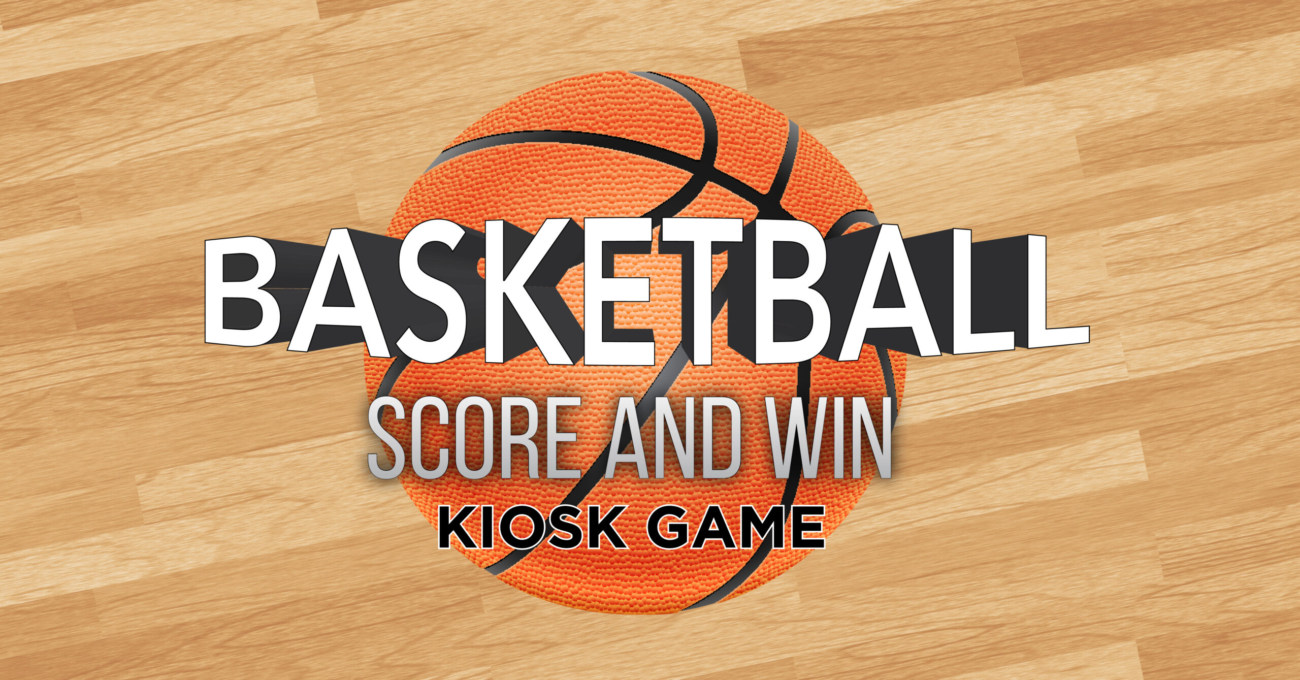 BASKETBALL SCORE AND WIN – KIOSK GAME